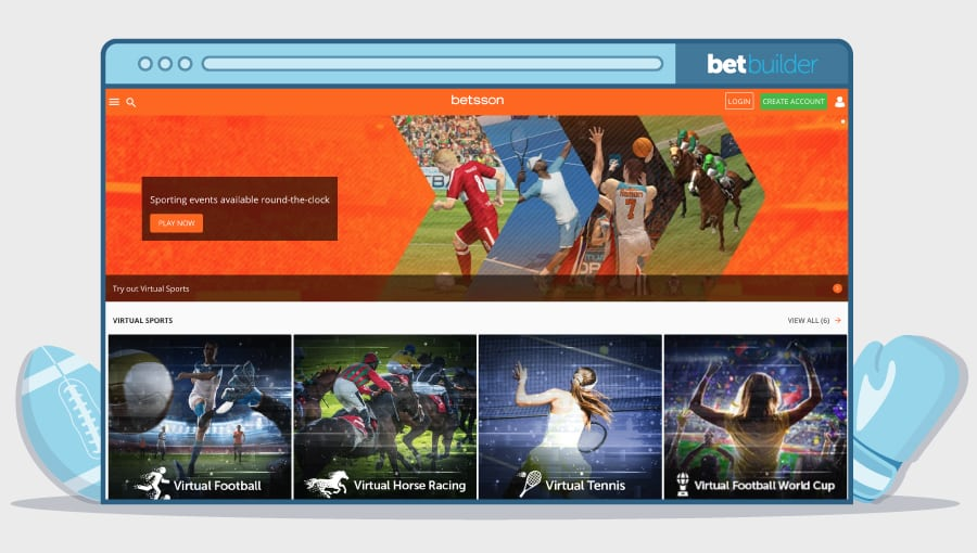 Betsson Sports And Casino Bonus