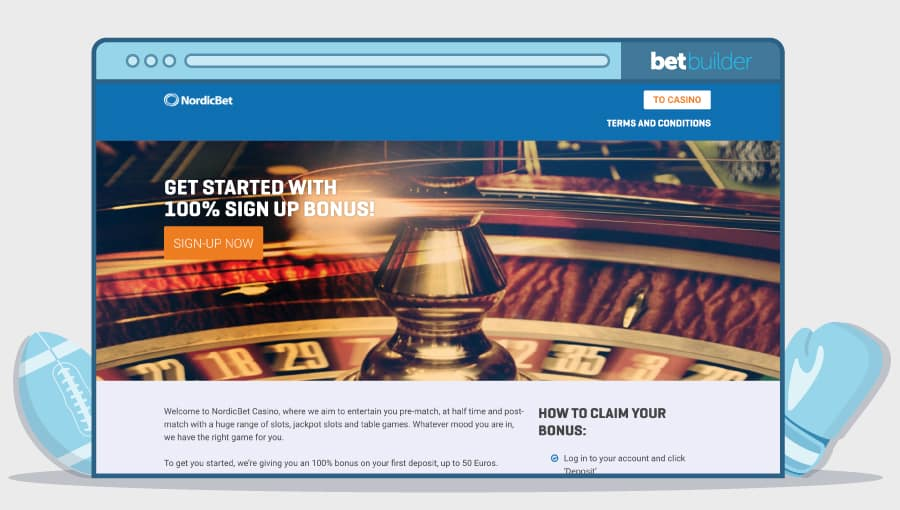 Nordicbet Bet Builder Sports Betting And Casino