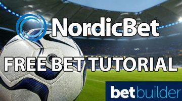 Nordicbet free bet