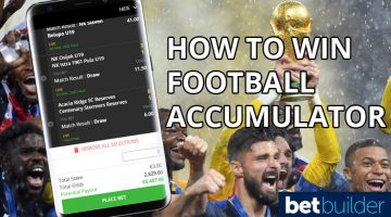 How to win on football accumulator bets