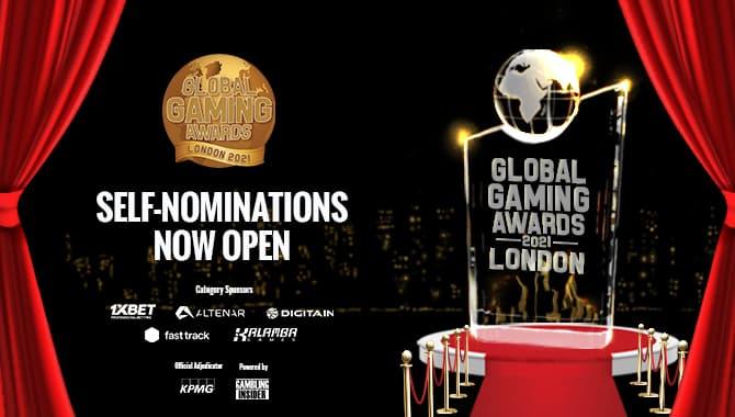 Ggawrds - Global Gaming Awards
